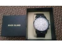 River Island watch ⌚