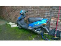 PGO MEGA Moped/Scooter spares or repair