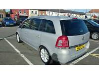 Vauxhall zafira B ELITE TOP SPEC 1.9 2009