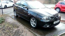 Seat Ibiza Sportrider 1.4 16v 100bhp