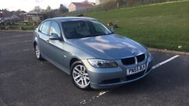 BMW 3 SERIES/320i 2L 55 PLATE/PETROL/FULLSERVICEHISTORY/MOT JAN 2019/MINT CONDITION/GREAT FAMILY CAR