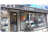 SHOP IN CAMBERWELL TO LET IN THE MAIN ROAD AND BUSY AREA