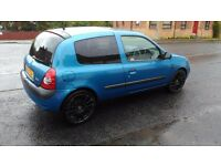 Nice clio / diesel / 70k on clock /