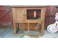 2 BEAUTIFUL BLACK SISTERS AND HUTCH FOR QUICK SALE