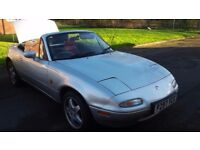 Mazda MX 5 Mk 1 Harvard Special Edition 1.8 Convertible Roadster