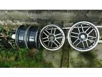 """Tsw 19"""" alloy wheels"""