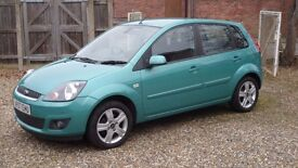 FORD FIESTA ZETEC CLIMATE.