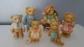 Cherished Teddies The Family Collection