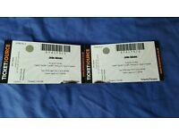 2x John adams tickets