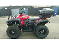 Quadzilla 600cc registered April 2016