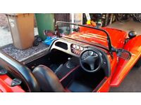 Very good condition Westfield Kit car for sale, £5000 ono.