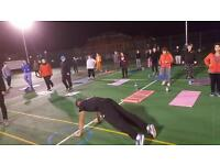 **4 week free bootcamp fitness classes for all ages**