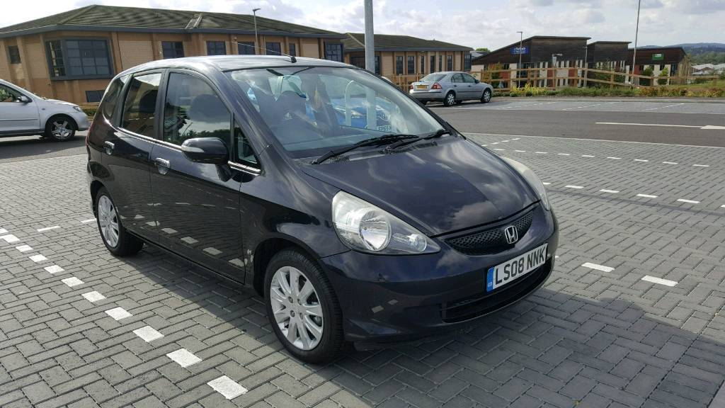 Honda Jazz 2008 Automatic Petrol 13 Black In Leicester