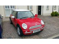 Brilliant Mini Cooper 1.6 for sale