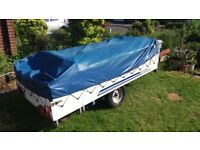 Trailer tent For Sale or part ex for small caravan
