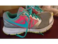Nike size UK 5