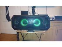 SONY GTK-X1BT 500W BLUETOOTH SPEAKER
