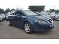 SEAT LEON 2.0 TDI STYLANCE 6 SPEED 5 DOOR 2007 / CAMBELT DONE / 1 OWNER / FULL DEALER HISTORY 2 KEYS