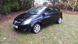 Vauxhall Corsa 1.3 CDTi SX 3DR Black