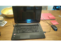 Toshiba Laptop Less than 1 year old