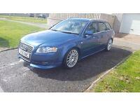 Audi A4 Avant 2.0 TFSI 204 BHP