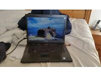 dell vostro 1510 windows 7 250 g hard drive 3g memory wifi dvd drive new keyboard new charger