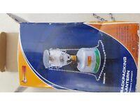 Single burner and Gas Lantern