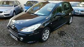 2007 57reg PEUGEOT 307 1.6 SPORT WITH NEW MOT! £2495 ONO!