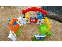 Little tikes garden activity centre