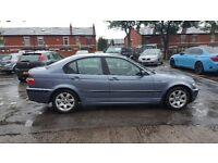 2003 BMW 3 Series 2.0 320d SE 4dr Saloon,Long MOT, service history £1,195