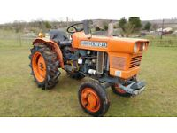 Kubota L1801 Compact Tractor in Very Good Condition £2600ono