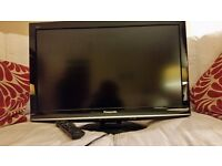 Panasonic Viera TX-L32G10B 32-inch Widescreen Full HD 1080p LCD TV - in excellent working order