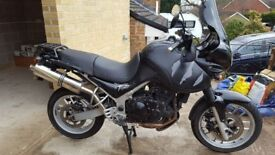 A fantastic touring bike offering a great level of comfort over many miles.