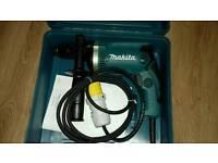 New Makita HP1631K hammer drill