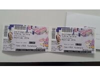 Two Bestival Adult Weekend Tickets (General Camping) with Car Park Ticket
