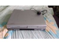 BUSH Video DVD Player with VIDEOPLUS+