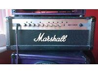 Marshall MG100HCFX, like new