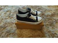 Size 4 Brand New in Box Converse