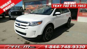 2014 Ford Edge SEL LEATHER NAVIGATION AWD SUV DUAL CLIMATE