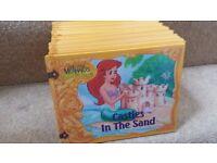 set of 25 Mermaid Books