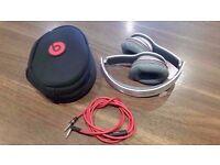 Beats by Dr. Dre Solo HD On-Ear Headphones - White