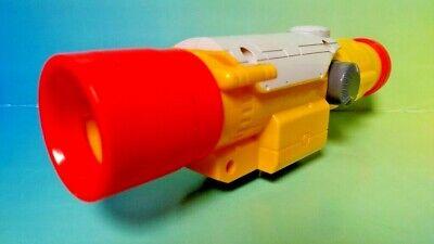 Nerf Longshot CS-6 Tactical Crosshair Rail Mount Sniper Scope Orange Yellow