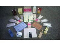 Avon bulk sale, Inc Bluetooth headphones perfumes and skin care