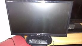 "LG 22"" HD Ready TV"