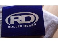 Roller Derby quad roller boots Brand. New in box