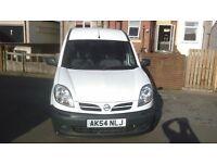 2004 1.4 Nissan Kubistar £700 ono