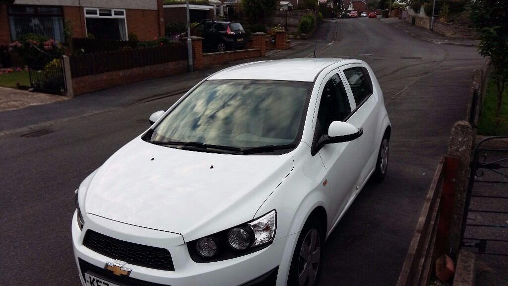 Price Drop Swap Or Sell Chevrolet Aveo 2012 Manual 12 Petrol 3400
