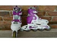 Kids in-line skates/roller blades