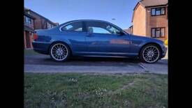 BMW 323Ci - great condition and well loved.