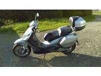 PIAGGIO B125cc Scooter